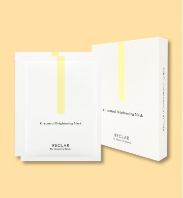 RECLAR C-Control Brightening Sheet Mask